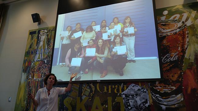 Judy Archar - Founder of Mitz Foundation - The Art of Entrepreneurship #5by20