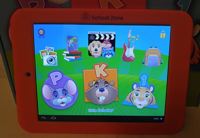 School Zone Little Scholar Tablet