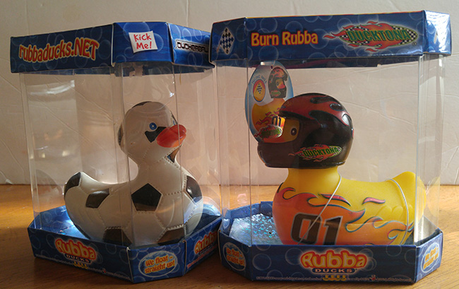 Rubba Ducks Review & Giveaway