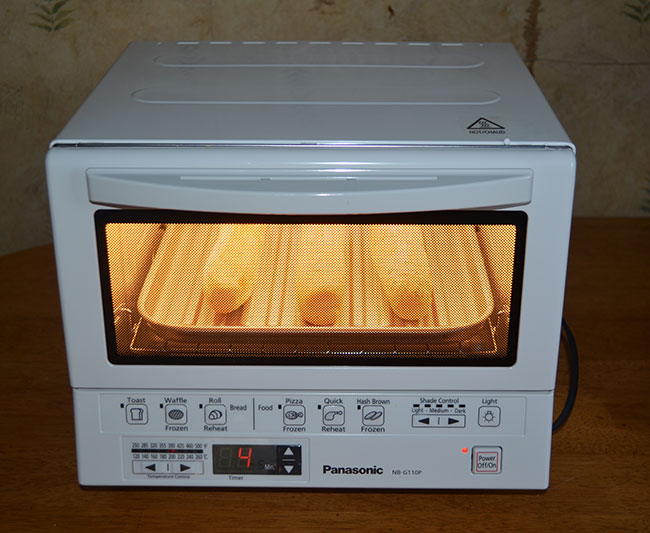 Panasonic Flashxpress Toaster Oven Review