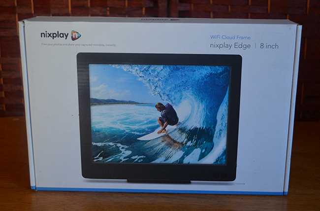 Nixplay Edge Wifi Cloud Frame Review