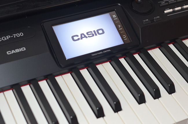 Casio CGP-700