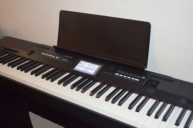 Casio Compact Grand Piano