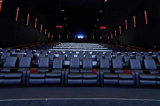 Inside Dolby Cinema At AMC Prime