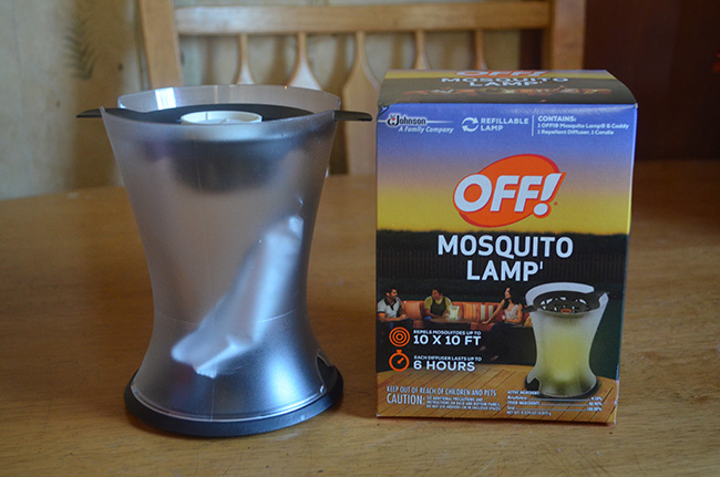 Charming Off Mosquito Lamp