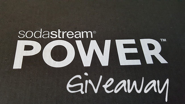 SodaStream Power Giveaway
