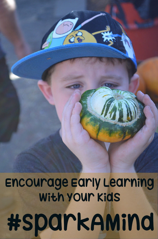 Encourage Early Learning With Your Kids
