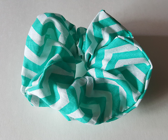 Make Scrunchie Without Sewing