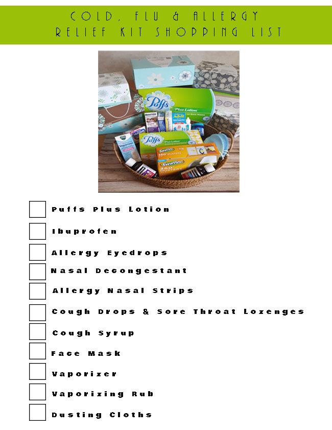 cold-flu-allergy-relief-kit-shopping-list