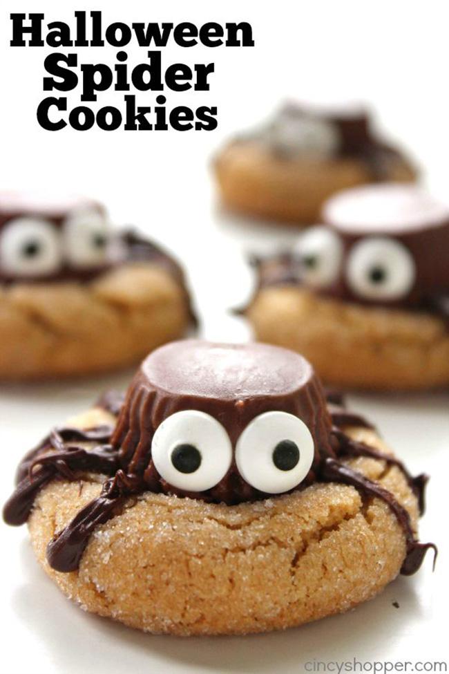 Spooky But Cute Halloween Treat Recipes
