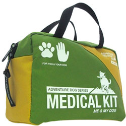 Adventure Dog Series - Me & My Dog Medical Kit