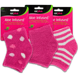 AirPlus Aloe Infused Socks