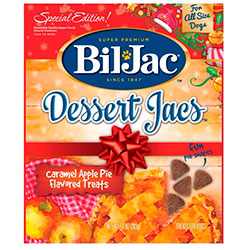 Bil-Jac Dessert Jacs - Caramel Apple Pie Flavored Treats For Dogs