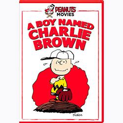 A Boy Named Charlie Brown Blu-ray
