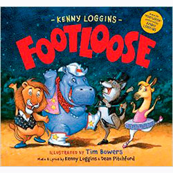 Footloose Book - Kenny Loggins