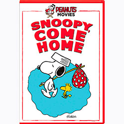 Snoopy Come Home DVD