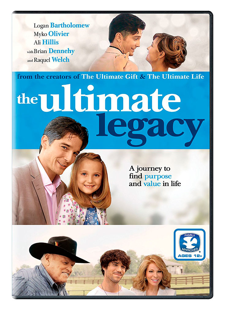 The Ultimate Legacy DVD