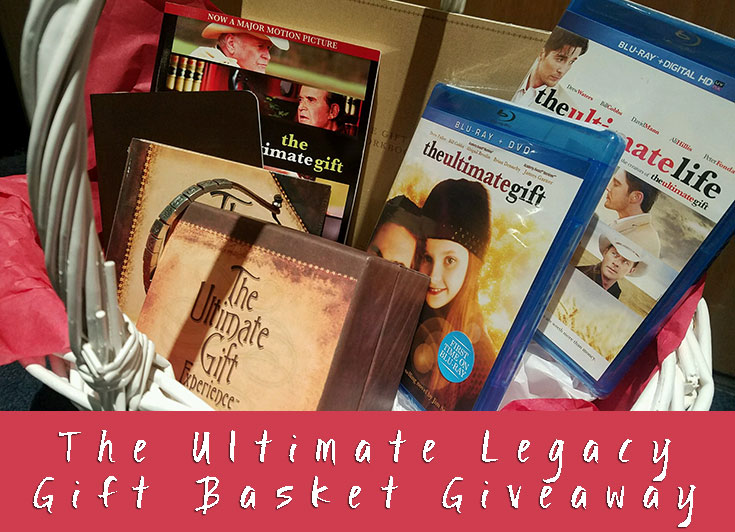 The Ultimate Legacy Gift Basket Giveaway