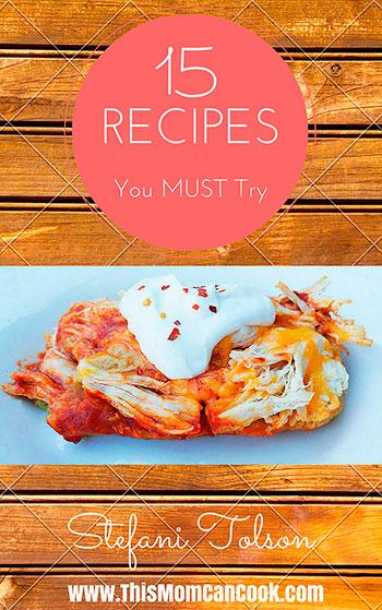 Free Recipes eCookbook