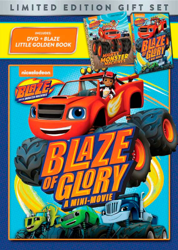 Blaze And The Monster Machines DVD Giveaway