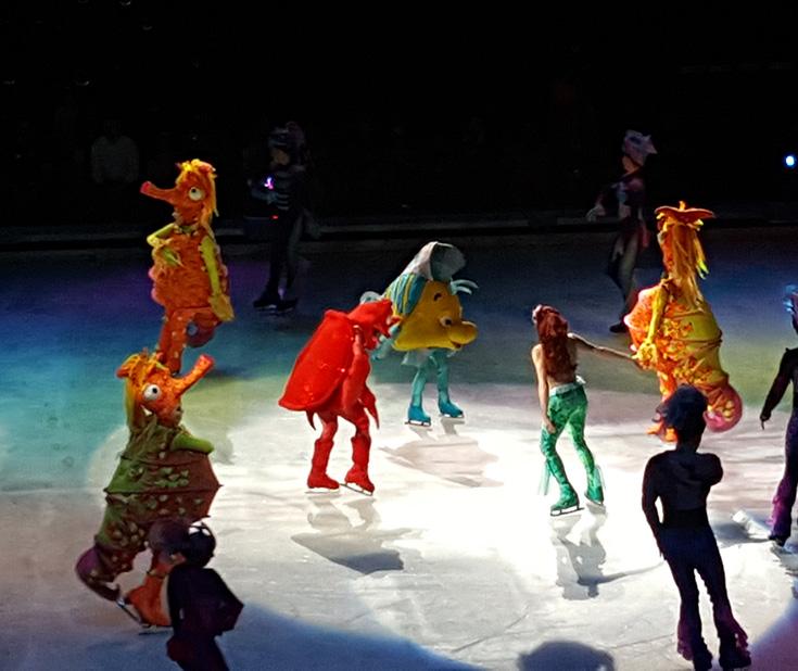Little Mermaid - Disney On Ice