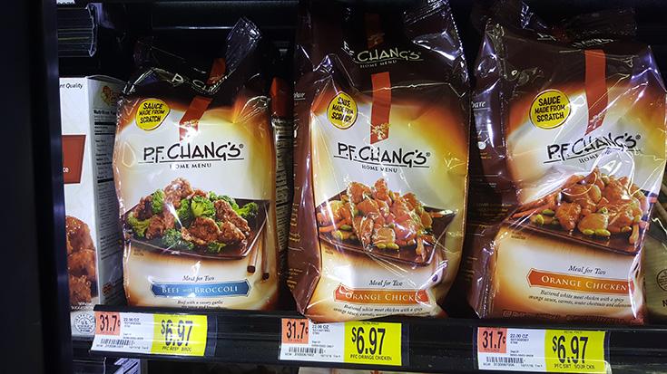 P.F. Chang's at Walmart