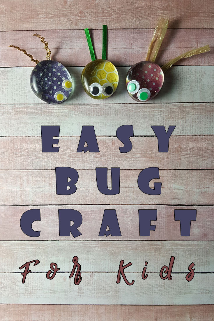 Easy Bug Craft For Kids