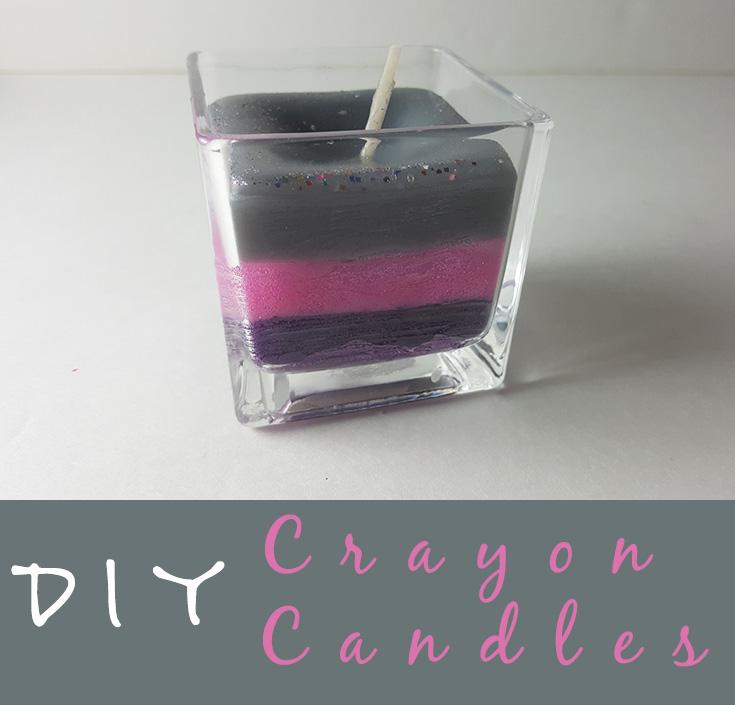 Crayon Candles DIY