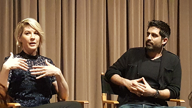Exclusive Imaginary Mary Interview With Jenna Elfman, Stephen Schneider & more