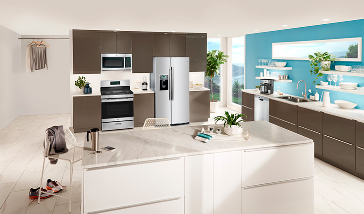 GE Appliances - Best Buy Remodel Event
