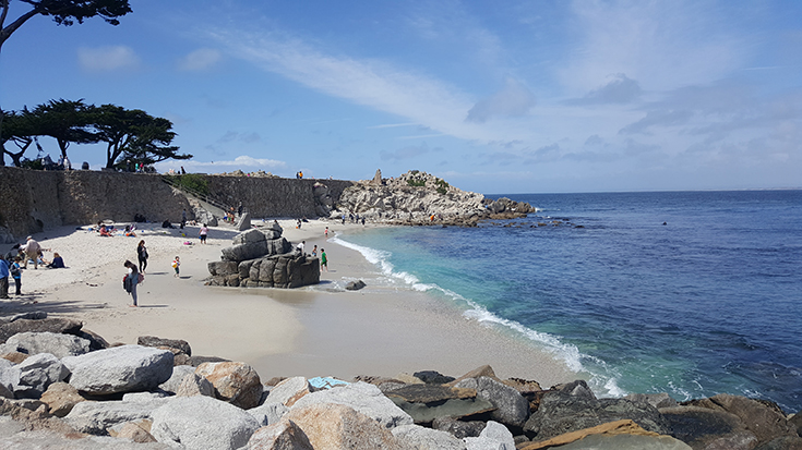Pacific Grove - Lovers Point Park