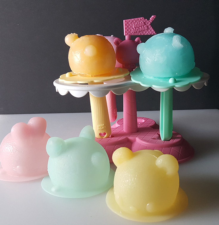 Num Noms Lights Freezie Pop Maker Review