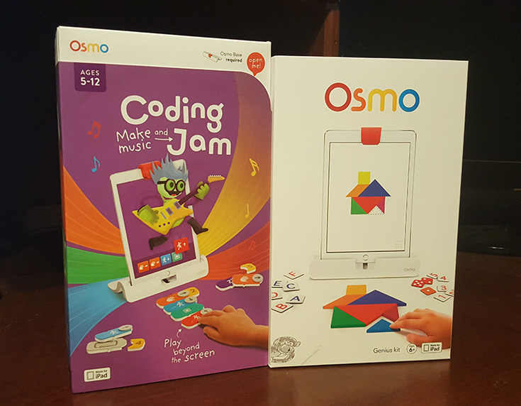 Keeping My Son Busy This Month With The Osmo STEM Learning & Educational Toy