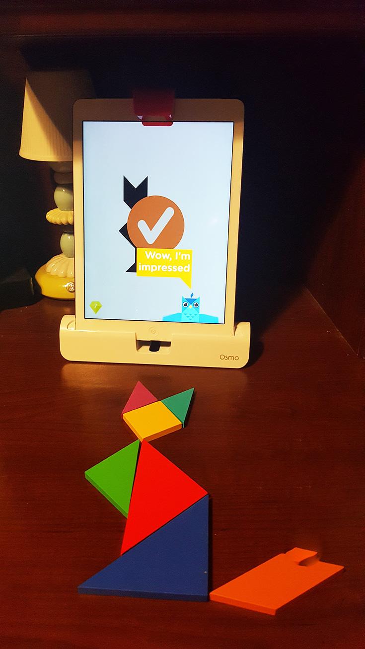 Osmo Tangram - Genius Kit