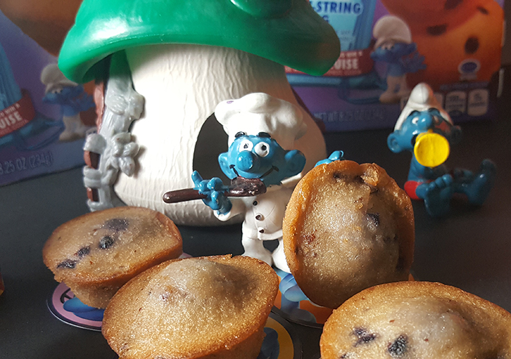 Entennman's Little Bites Smurf Blueberry Muffins + $25 Visa Gift Card Prize Pack Giveaway
