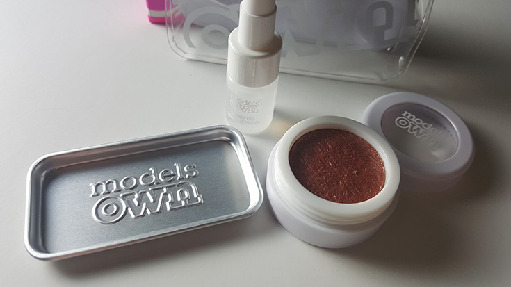Models Own Colour Chrome Eyeshadow Kit