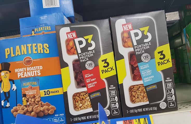 Planters P3 Protein Snacks