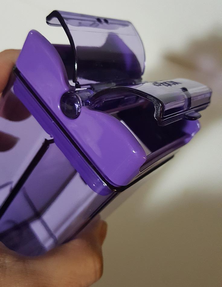 Purple Snack in the Box