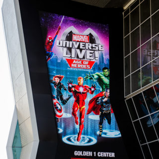 Marvel Universe LIVE: Age Of Heroes Golden One Center
