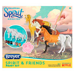 Deluxe Spirit & Friends Painting Kit