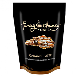 Funky Chunky Cafe Gourmet Popcorn