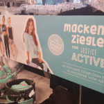 "The ""Mackenzie Ziegler for Justice Active"" collection"