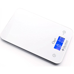 Ozeri The Touch II Digital Kitchen Scale