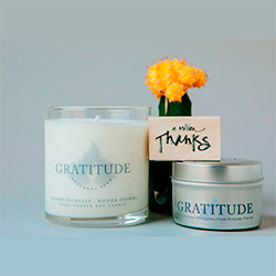 Personal Hero Intention Candles