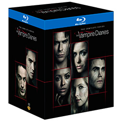 The Vampire Diaries: The Complete Series on Blu-ray