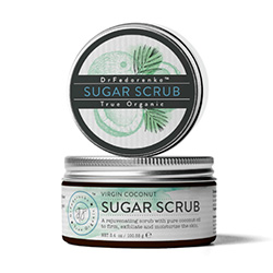 Dr Fedorenko Coconut Sugar Body Scrub