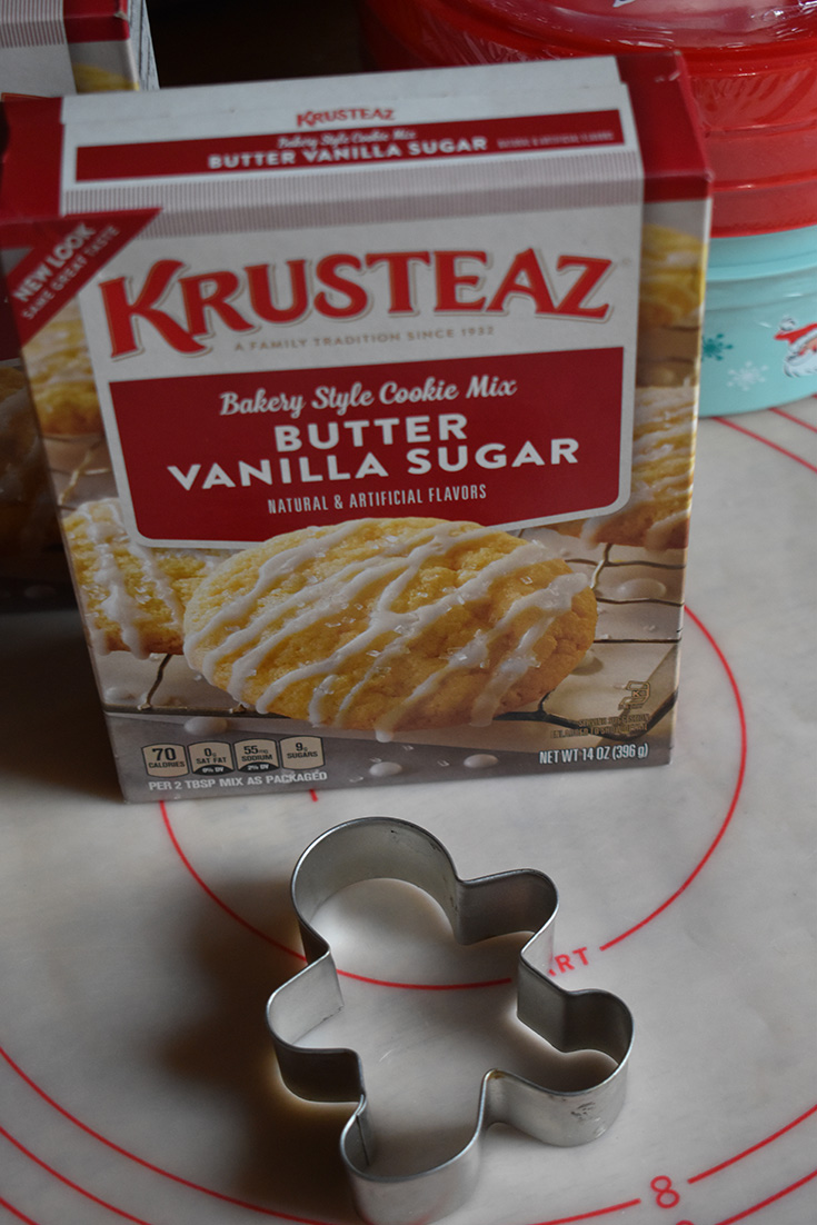 Easy Holiday Cookies With Krusteaz Cookie Mixes