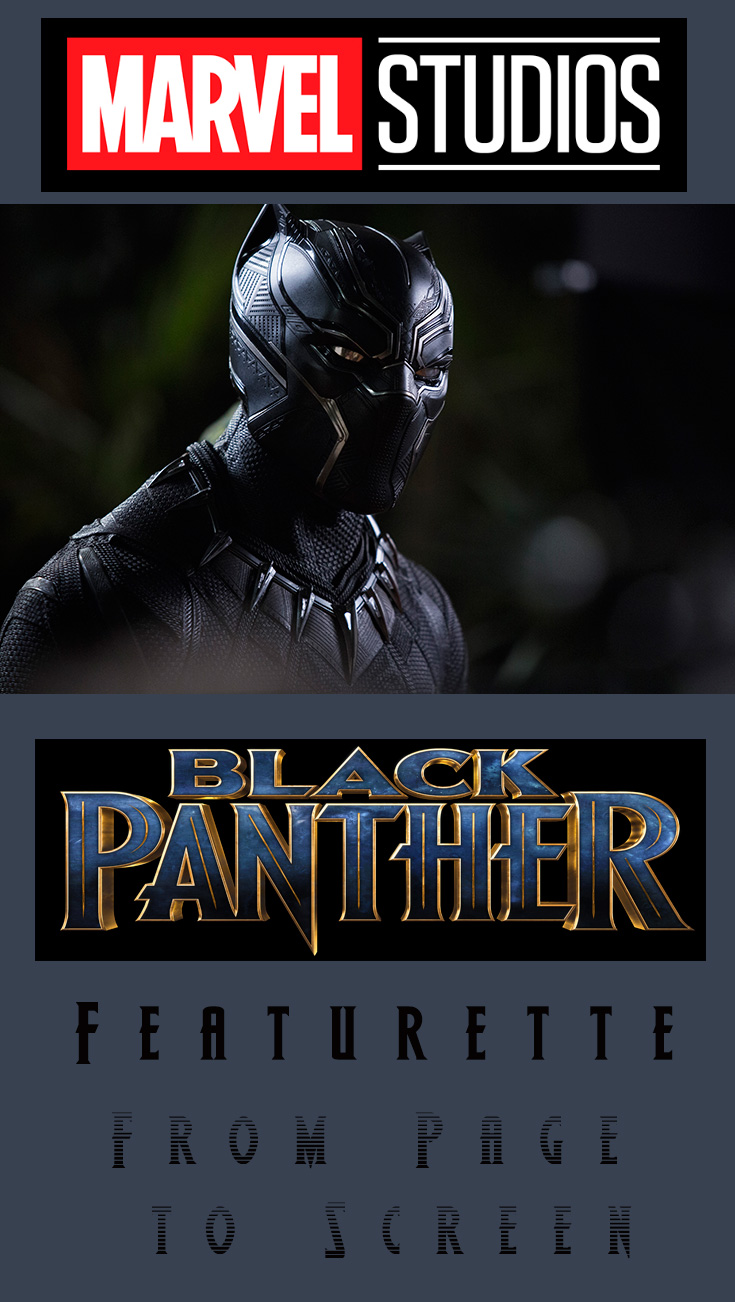 Marvel Studios' Black Panther Featurette