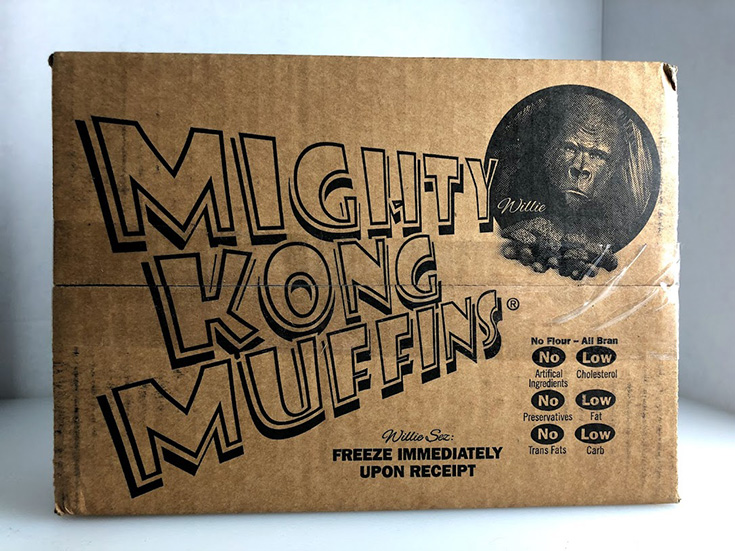 Mighty Kong Muffins Review