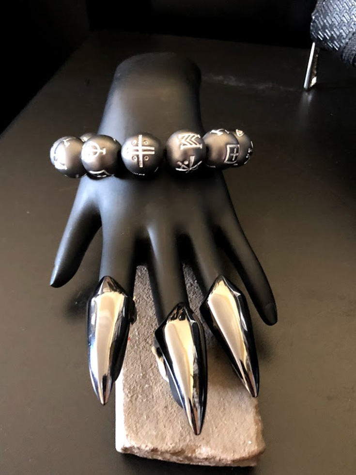 Black Panther Jewelry